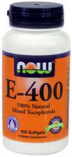 Витамин E-400 250 капсул