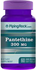 Пантетин 300мг 60кап